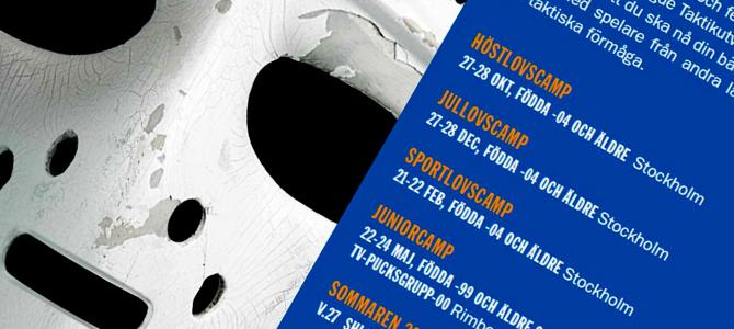 Nästa Camp: Juniorcampen i Rimbo!