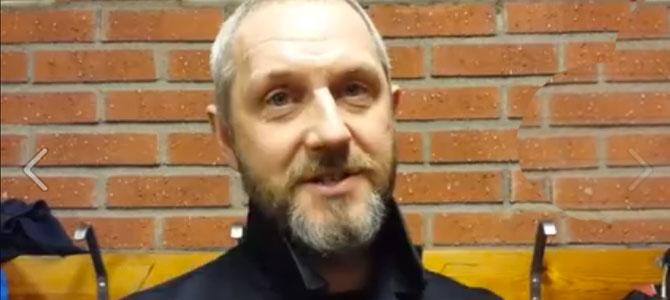 Anders Alsing avslutar sina uppdrag i SHI