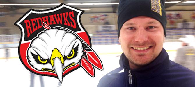 Andreas Eriksson klar för Malmö Redhawks!